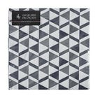 Paper napkin Bistronome Grey 40x40 Paper, , hi-res image number 0