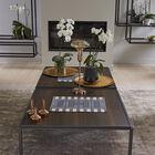 Placemat Palais Royal Bronze 50x36 100% cotton, , hi-res image number 0