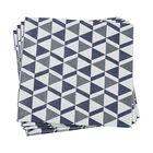 Paper napkin Bistronome Grey 40x40 Paper, , hi-res image number 1