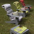 Sun lounger cushion Bahia Grey 60x190 Acrylic, , hi-res image number 3