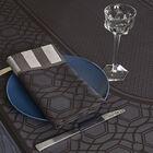 Napkin Palais Royal Bronze 56x56 100% cotton, , hi-res image number 0