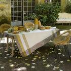 Coated tablecloth Bastide Cotton, , hi-res image number 0