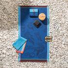 Beach towel Océanique Cotton, , hi-res image number 0